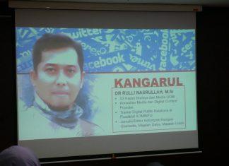 belajar SEO dan penulisan konten Kreatif Bersama Dosen Galau Kang Arul