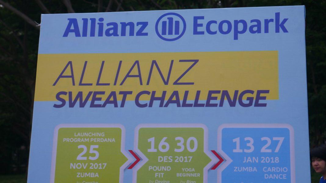 Allianz Sweat Challenge