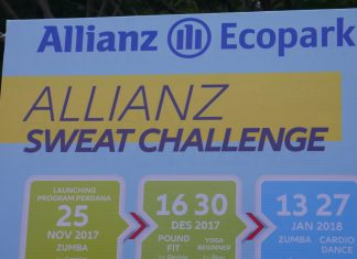 Allianz Sweat Challenge