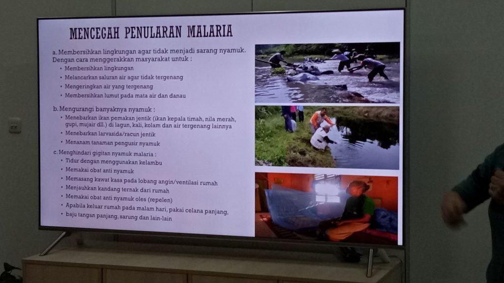 Mencegah Penularan Malaria - Indonesia Siap Eliminasi Malaria