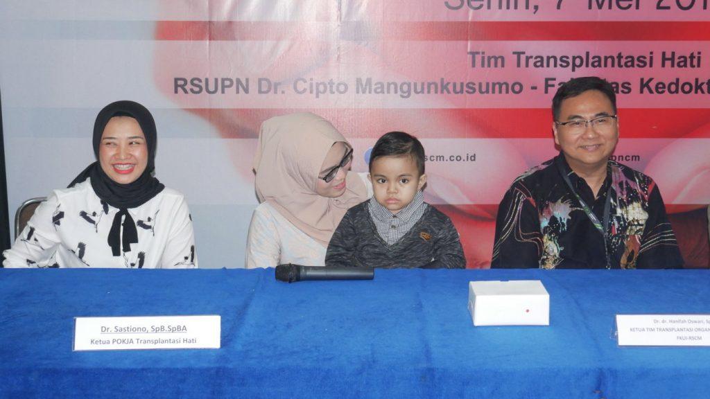 Transplantasi Hati - Pendonor dan Resipien Pasien Anak