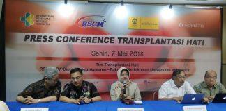 Transplantasi Hati Menjadi Salah Satu Solusi Bagi Penderita Gagal Hati