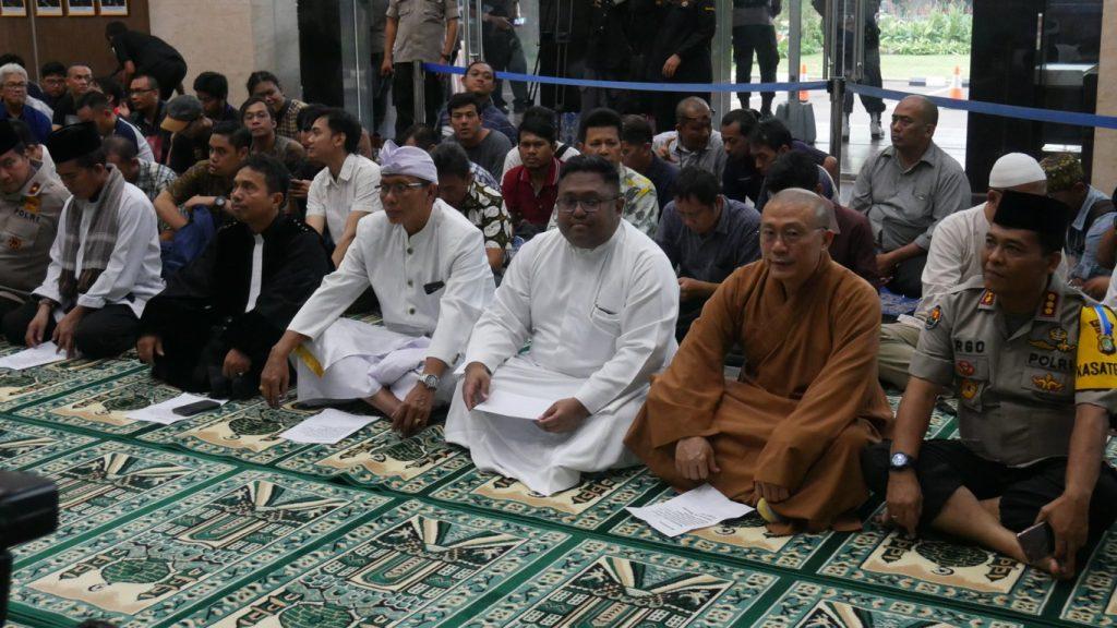 Tokoh Lintas Agama - Hormati Perbedaan dan Bersatu Dalam Menjaga NKRI