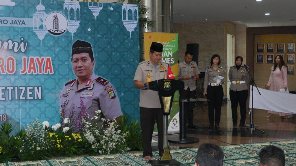 Wakapolda Metro Jaya, Brigjen Pol. Drs. Purwadi Arianto