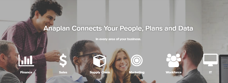 Integrasi Data Perusahaan Dengan Anaplan