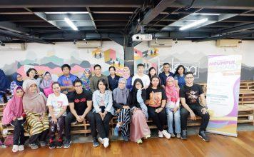 Ngumpul Sehat Dukung Asian Games Bersama Medialogy