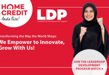 Leadership Development Program (LDP) Home Credit Indonesia
