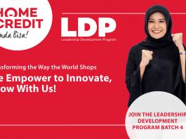 Leadership Development Program (LDP) Home Credit Indonesia