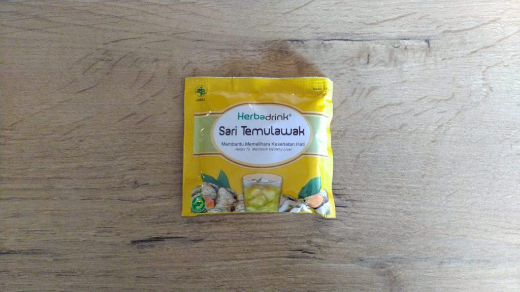 Herbadrink Sari Temulawak Yang Sangat Baik Untuk Tubuh