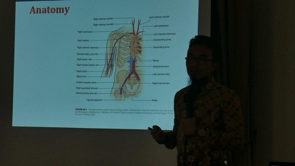 Dr. M Barri Fahmi, Dokter Spesialis Jantung dan Pembuluh Darah Rumah Sakit Jantung Diagram Siloam Hospitals Group
