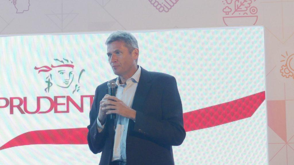 Jens Reisch Presiden Direktur Prudential Indonesia