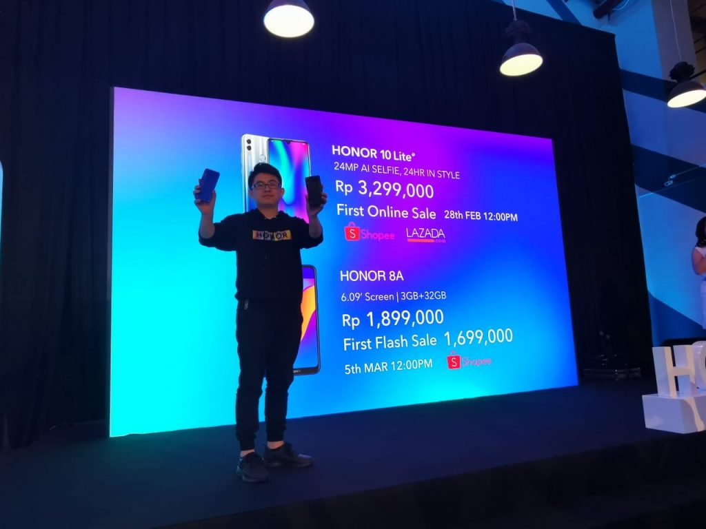 Falsh Sale Harga Honor 10 Lite