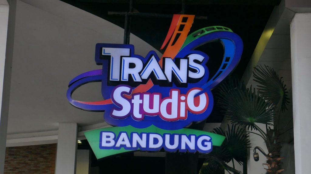 Logo Trans Studio Bandung - Blogger Day 2019