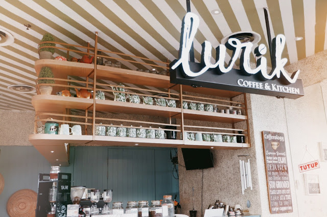 Lurik Coffee and Kitchen Kemang Village - Launching Hadija by Ussy Sulistiawaty