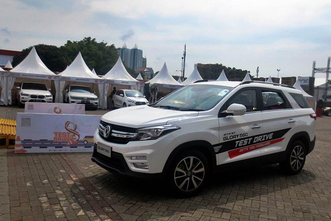 DFSK Glory 560 Diserbu Pada Ajang IIMS 2019
