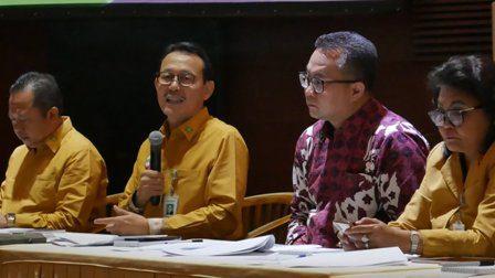 Fachmi Idris Direktur Utama BPJS Kesehatan