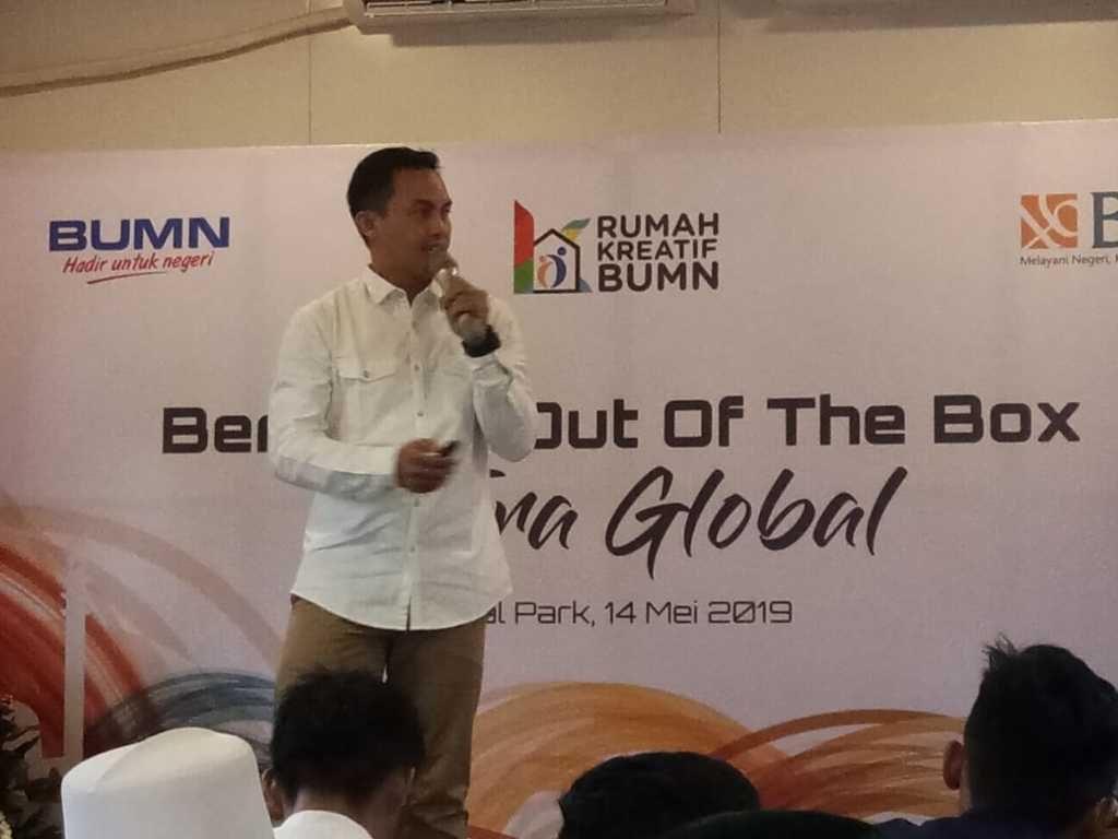 Halal Park Senayan - Adi Hardiana (Direktur Bussiness Development Video Youappi Apps)