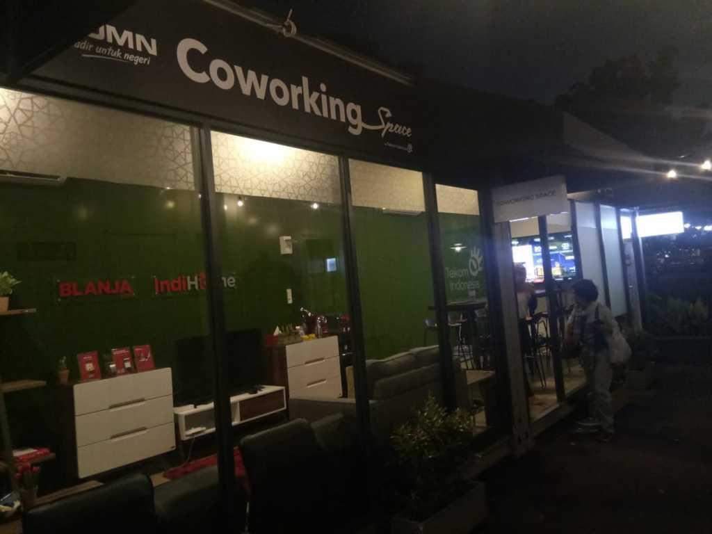 Halal Park Senayan - Coworking Space