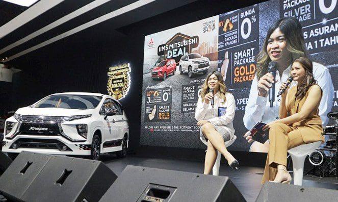 Farrah Dini Novita - Mitsubishi Xpander Limited 2019