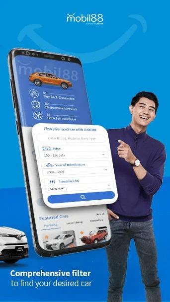 mobil88 e-store app