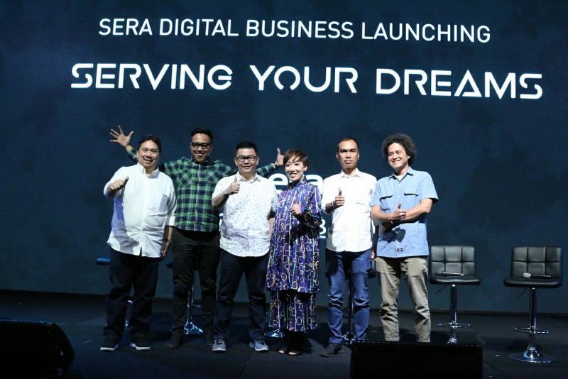 Sera Digital Business Launching - Mobil88 e-store