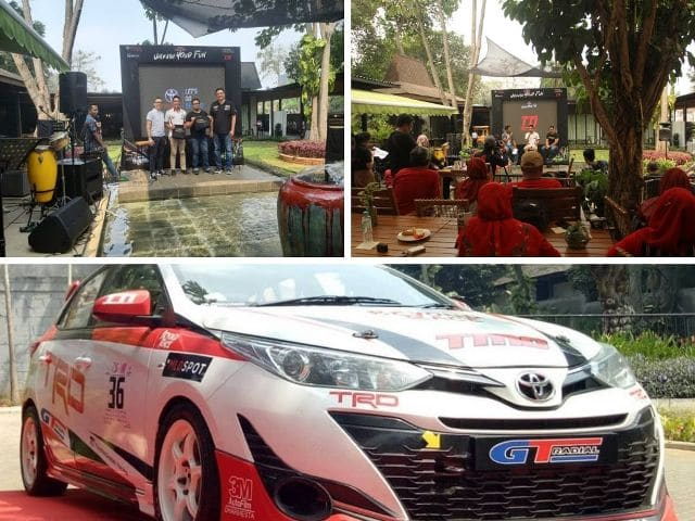VIVA X Talklife Toyota Unleash Your Fun(