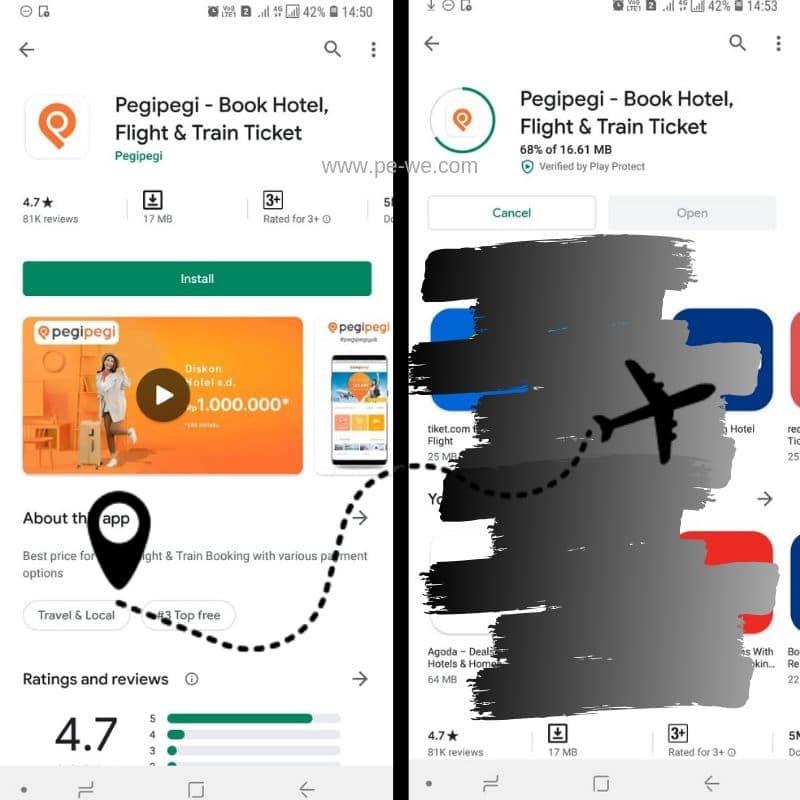 Instal Aplikasi Pegipegi - Liburan ke Kota Wisata Batu dengan Promo Tiket Pesawat