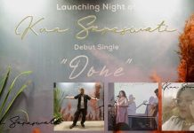Single Done Kun Saraswati