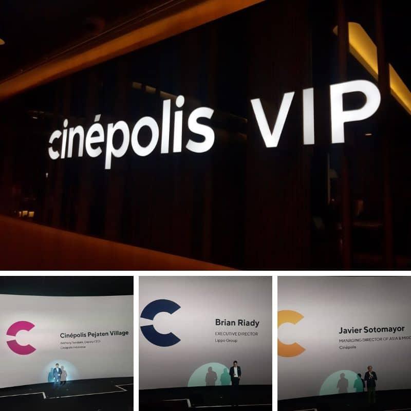 Cinepolis Indonesia The Reborn Theatre