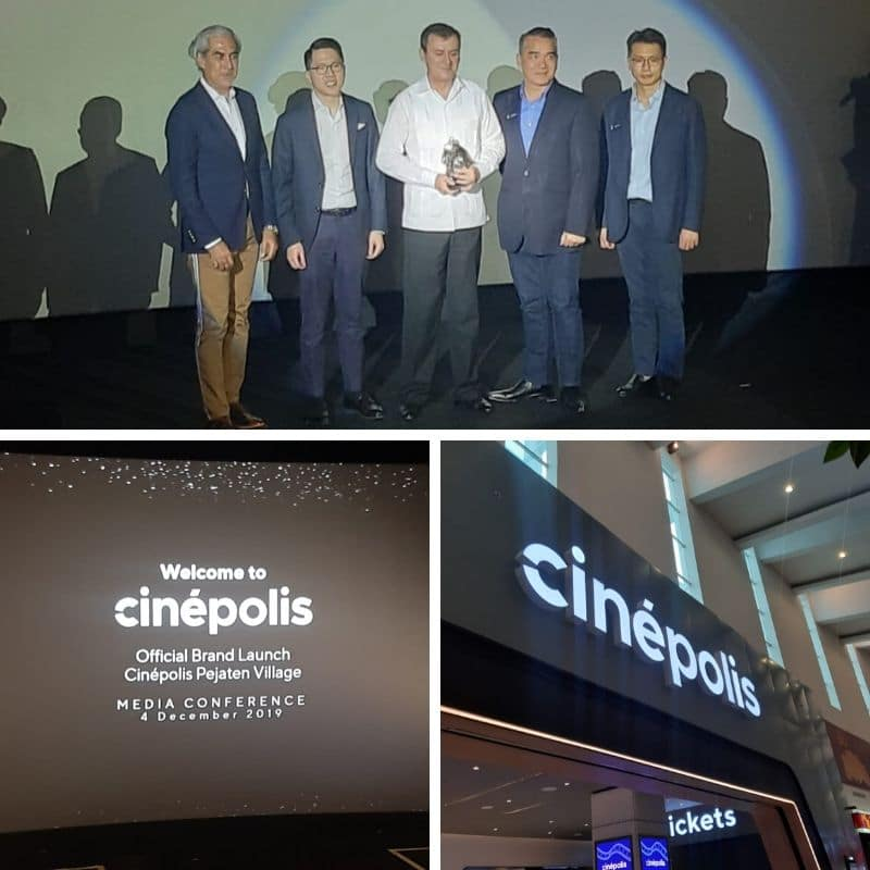 Cinepolis Indonesia The Reborn Theatre