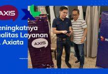 Meningkatnya Kualitas Layanan XL Axiata