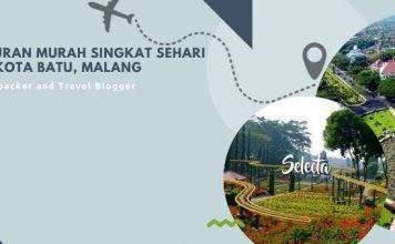 Liburan Murah Singkat Sehari ke Kota Batu, Malang