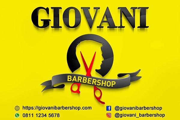Giovani Barbershop Medan