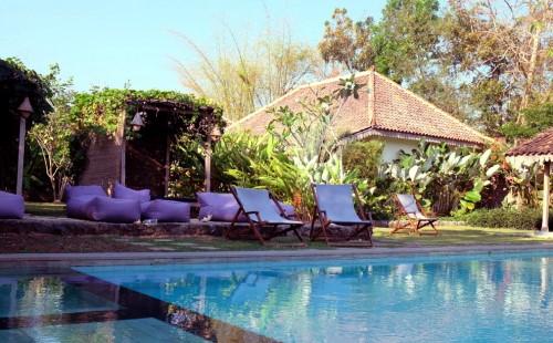 Hotel Murah di Jogja - Blue Garden Jogja